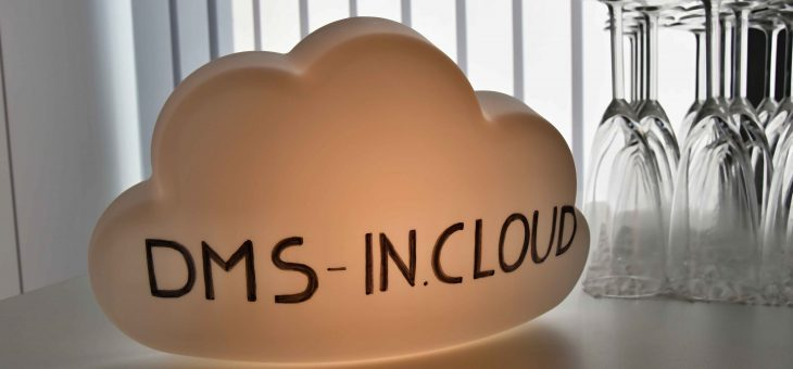 DMS in Cloud event – official launch