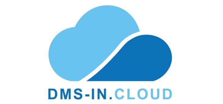 New logo DMS-IN.CLOUD