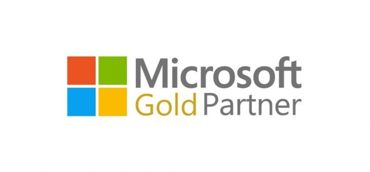 We have become Microsoft Gold Partner