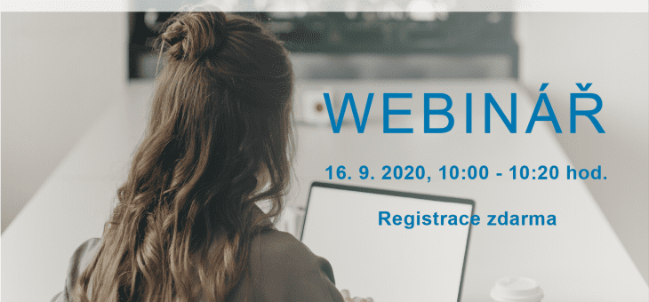 Webinar: Business Process Management and home office tools, 16 September 2020